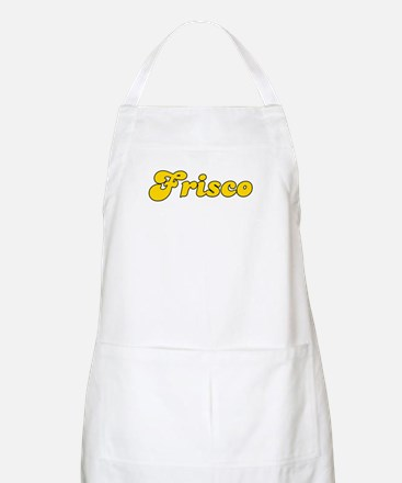 Retro Frisco (Gold) BBQ Apron