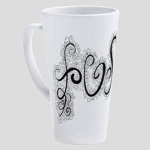 fun 17 oz Latte Mug
