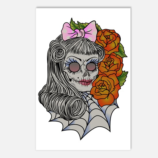 Rockabilly Postcards (Package of 8)