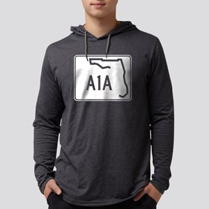 Route A1A, Florid Long Sleeve T-Shirt