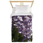 Spring Wisteria Twin Duvet Cover