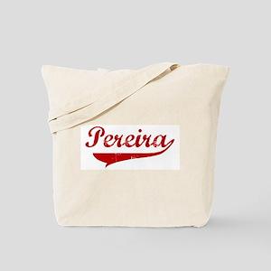 Pereira (red vintage) Tote Bag