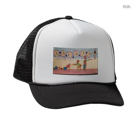 SHERAH Kids Trucker hat