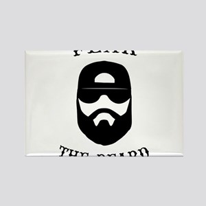 Fear The Beard Bk Magnets