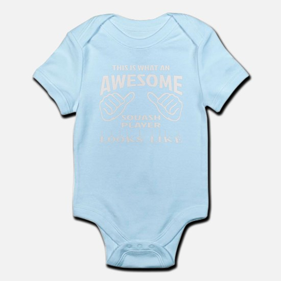 This is what an awesome Squash playe Body Suit