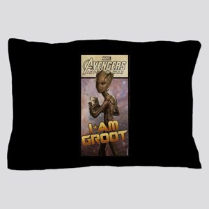 Avengers Infinity War Groot Pillow Case