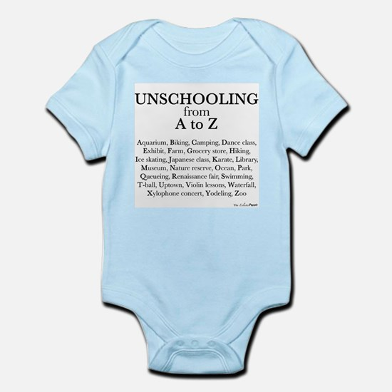 A to Z Infant Creeper