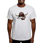 Cow Tongue Ash Grey T-Shirt