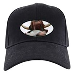 Cow Tongue Black Cap