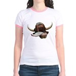 Cow Tongue Jr. Ringer T-Shirt