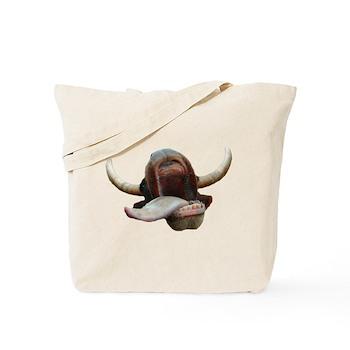 Cow Tongue Tote Bag