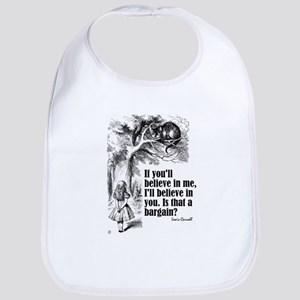 "Carroll ""Believe In Me"" Bib"