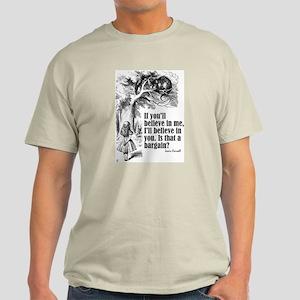 """Carroll """"Believe In Me"""" Light T-Shirt"""