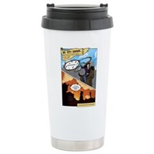 BCCG Comic (Rode Off) Travel Mug