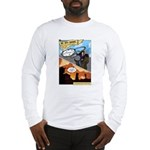 BCCG Comic (Rode Off) Long Sleeve T-Shirt