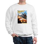 BCCG Comic (Rode Off) Sweatshirt