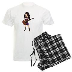 Cartoon BCCG Pajamas