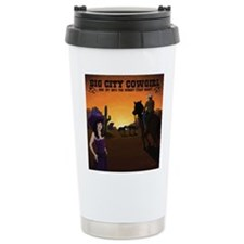 Rode Off Into The Sunset (That Night) Travel Mug