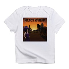 Rode Off Into The Sunset (That Night) Infant T-Shi