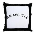An Apostle Christian Throw Pillow