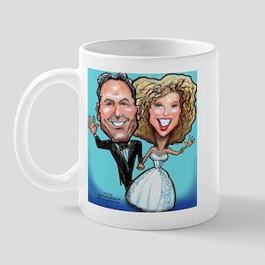 Wedding Invitation Tee Mugs