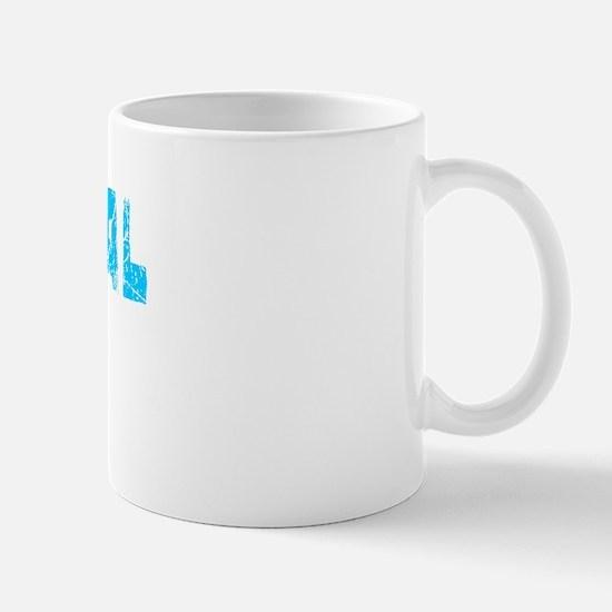 National City Faded (Blue) Mug