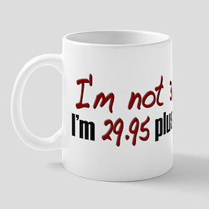 $29.95 Plus Tax (30th Birthday) Mug