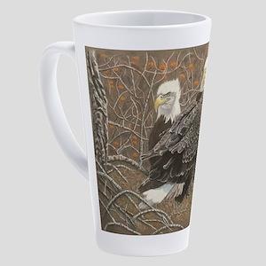 Liberty & Justice 17 oz Latte Mug