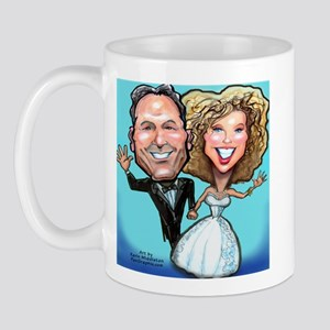 Wedding Invitation Tee Mugs