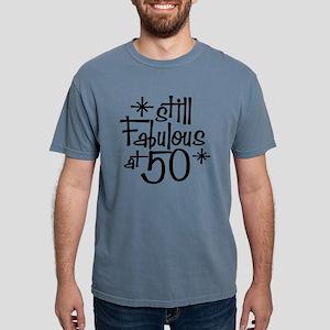 Still Fabulous at 50 Women's Dark T-Shirt