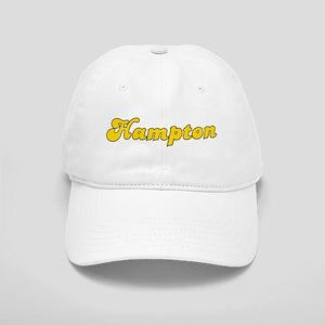 Retro Hampton (Gold) Cap