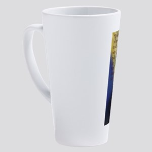 Lord's Prayer Thylacine 17 oz Latte Mug