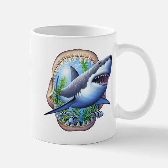 Great White 3 Mug