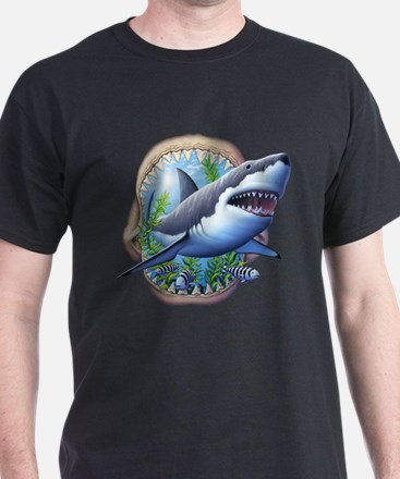 Great White 3 T-Shirt