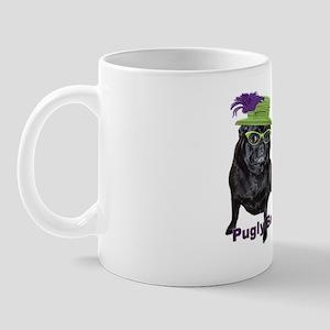 Pugly Betty Coffee Mug