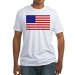9-11 Never Forget Fitted T-Shirt