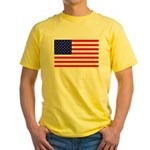9-11 Never Forget Yellow T-Shirt