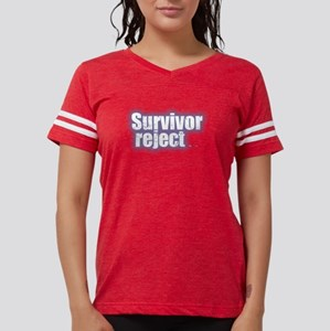Survivor Reject Women's Dark T-Shirt