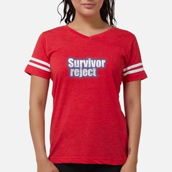 Survivor Reject Women's Dark T-Shirt