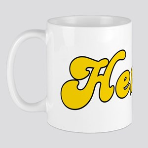 Retro Hemet (Gold) Mug