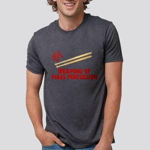 Weapons of Mass Percussion Drum Band T-Shirt