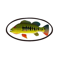 Royal Peacock Bass Patch