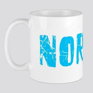 Normal Faded (Blue) Mug
