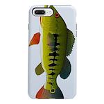 Royal Peacock Bass iPhone 8/7 Plus Tough Case