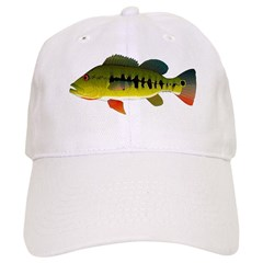 Royal Peacock Bass Baseball Baseball Cap