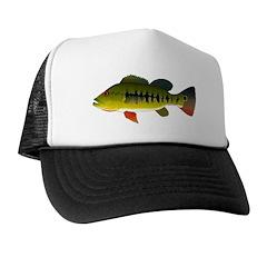 Royal Peacock Bass Trucker Hat