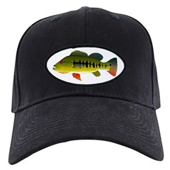 Royal Peacock Bass Baseball Hat