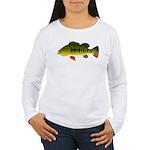Royal Peacock Bass Long Sleeve T-Shirt