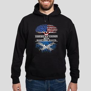 American Grown With Scottish Roots Sweatshirt