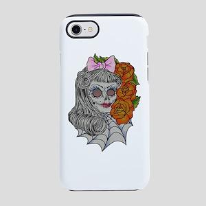 Rockabilly Girl iPhone 8/7 Tough Case